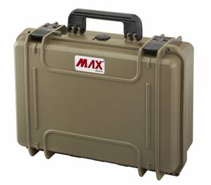 Bilde av MAX Cases 430 koffert Sahara