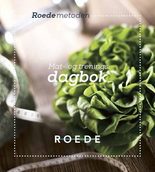 Bilde av Mat- og treningsdagbok