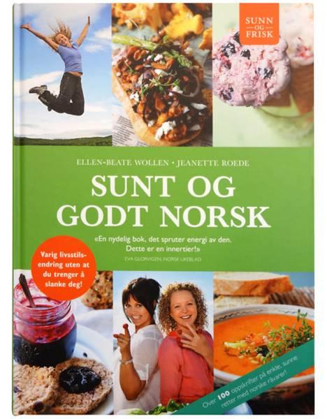 Bilde av Sunt og godt norsk