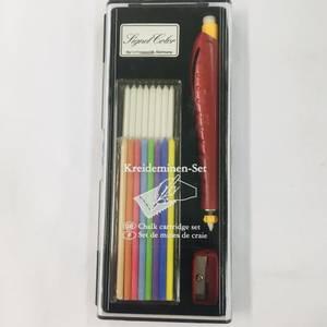 Bilde av Skredderkritt sett med penn