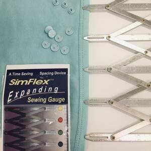 Bilde av Simflex knappeavstandsmåler