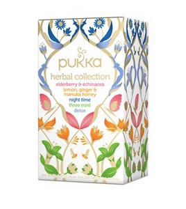 Bilde av Pukka herbal collection te
