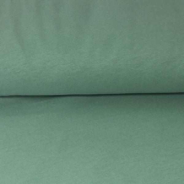 1m Soft touch jersey pistasjegrønn (770) 100% øko bomull