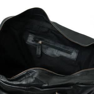 Bilde av Weekendbag REISELYST med frontlommer -  svart