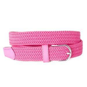 Bilde av Strikkbelte - rosa