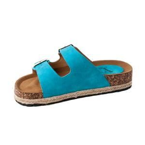 Bilde av Hilde sandaler - turkis