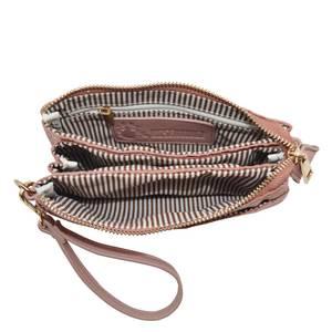 Bilde av Veske GRETA zipper - lys rosa