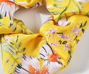 Bilde av 3 sommer blomster scrunchies