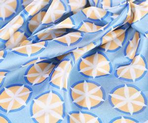 Bilde av 2 geometriske scrunchies