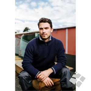 Bilde av Supermyk genser i merinoull -