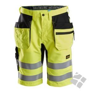 Bilde av LiteWork HighVis shorts. KL1.