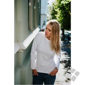 Bilde av Stretch T-skjorte til dame -