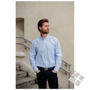 Bilde av Klassisk Oxford skjorte med