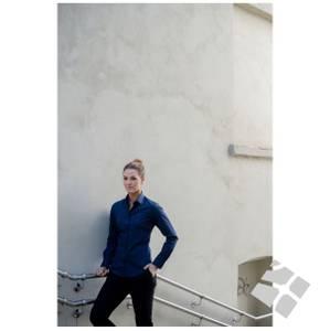 Bilde av Andria stretch skjorte l/e