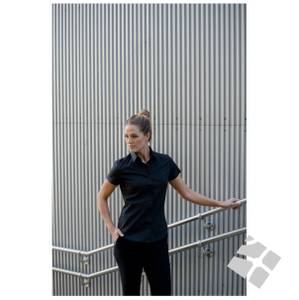 Bilde av Andria stretch skjorte k/e