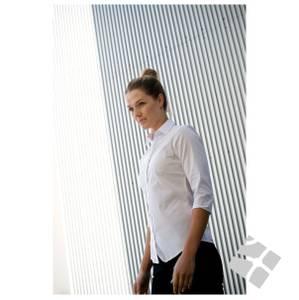 Bilde av Andria stretch skjorte med