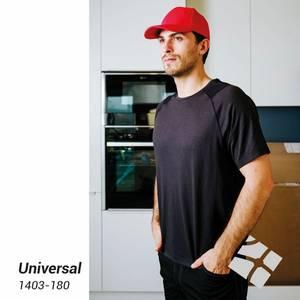 Bilde av Teknisk unisex t-skjorte -