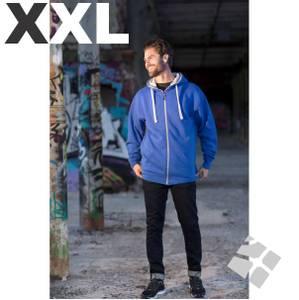 Bilde av Bronx XXL hettejakke -