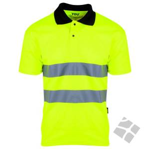 Bilde av Tennisskjorte med refleks KL2