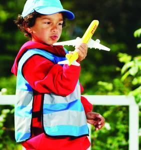Bilde av Markeringsvest til barn 9051