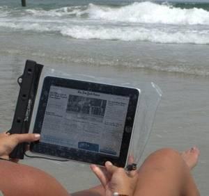 Bilde av DryCase Tablet - vanntett bag nettbrett