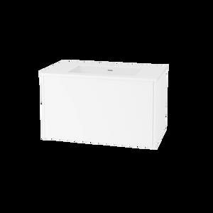 Bilde av Foss Servantskap B80 m/Servant porselen Air -