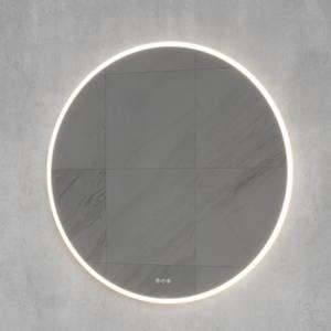 Bilde av VB Oda 110cm Rundt speil med LED lys