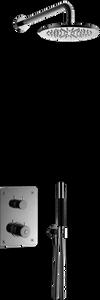 Bilde av Tapwell BOX7268 ED2 Black Chrome