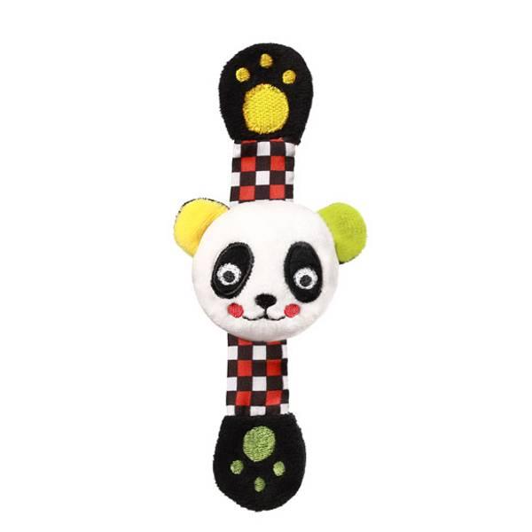 Bilde av Babyono Håndleddsrangle, Panda Archie
