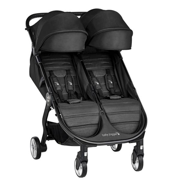 Bilde av Babyjogger | City Tour 2 Double | Jet Black