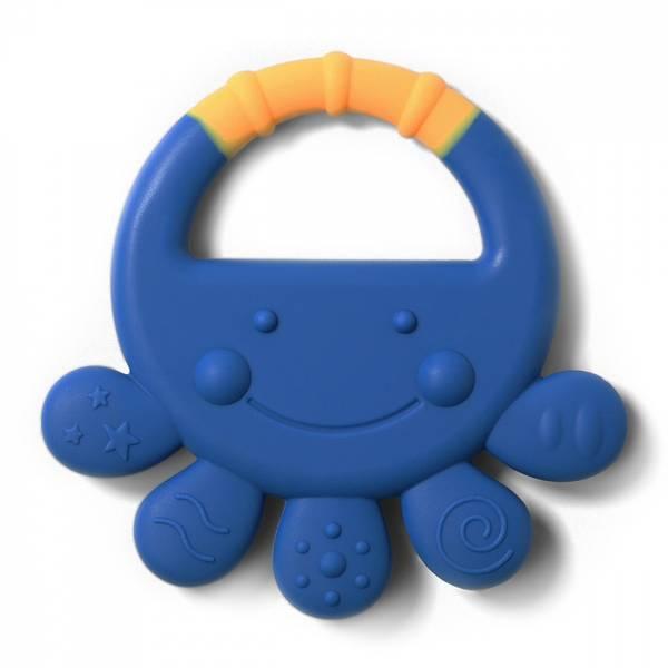 Bilde av Babyono Biteleke i silikon, Octopus Vicky