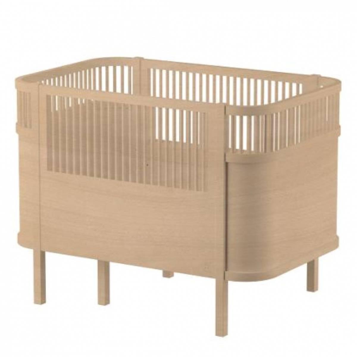 sebra seng Baby & classic Wooden edition