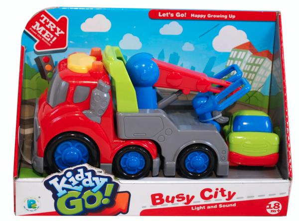 Bilde av Kiddy | Bergingsbil | Lyd & Lys