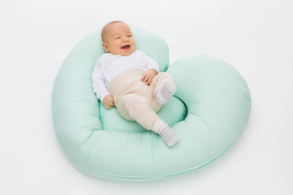Fillikid Gravid og Ammepute 4in1 | Triangle Mint