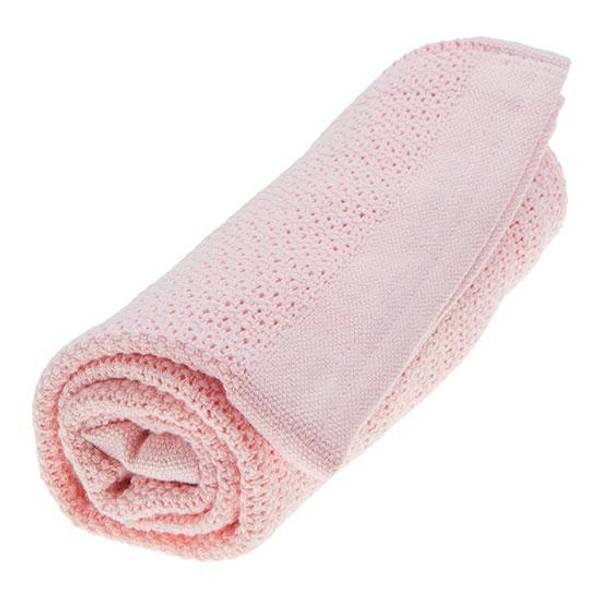 Bilde av Vinter & Bllom   Helseteppe EKO   Blossom Pink