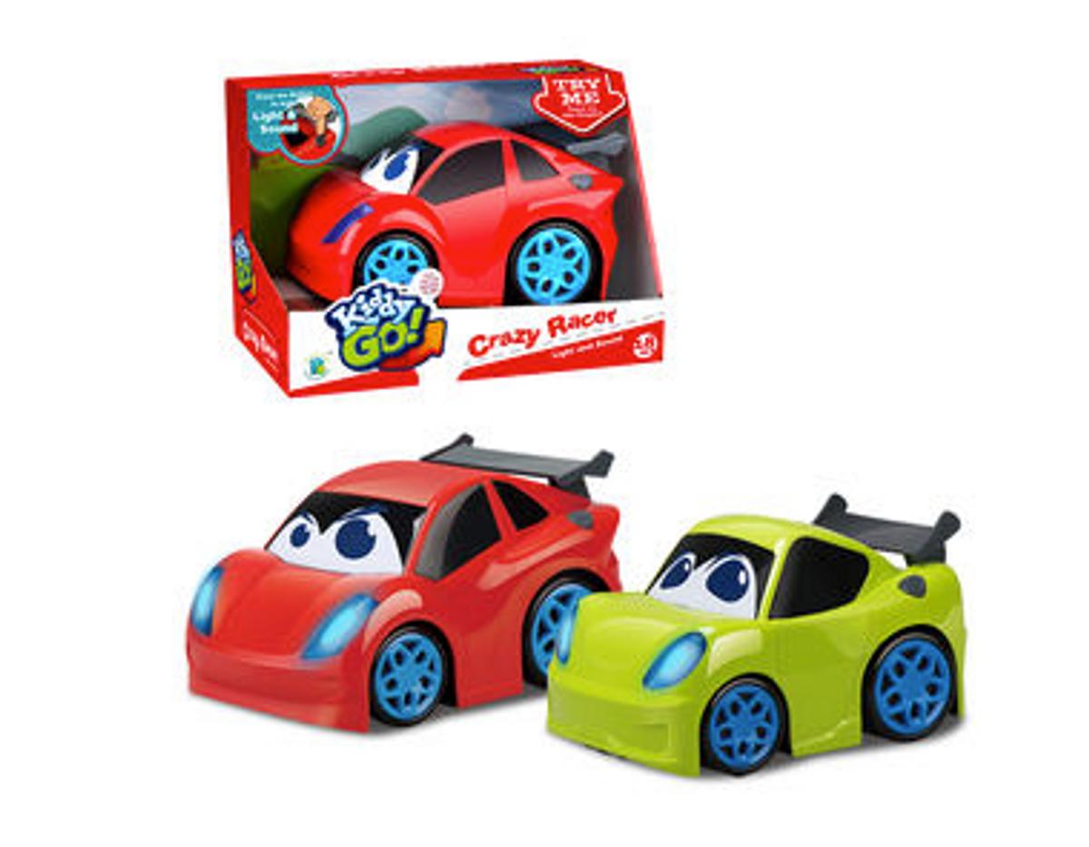 Kiddy   Baby Lekebil   Crazy Racer