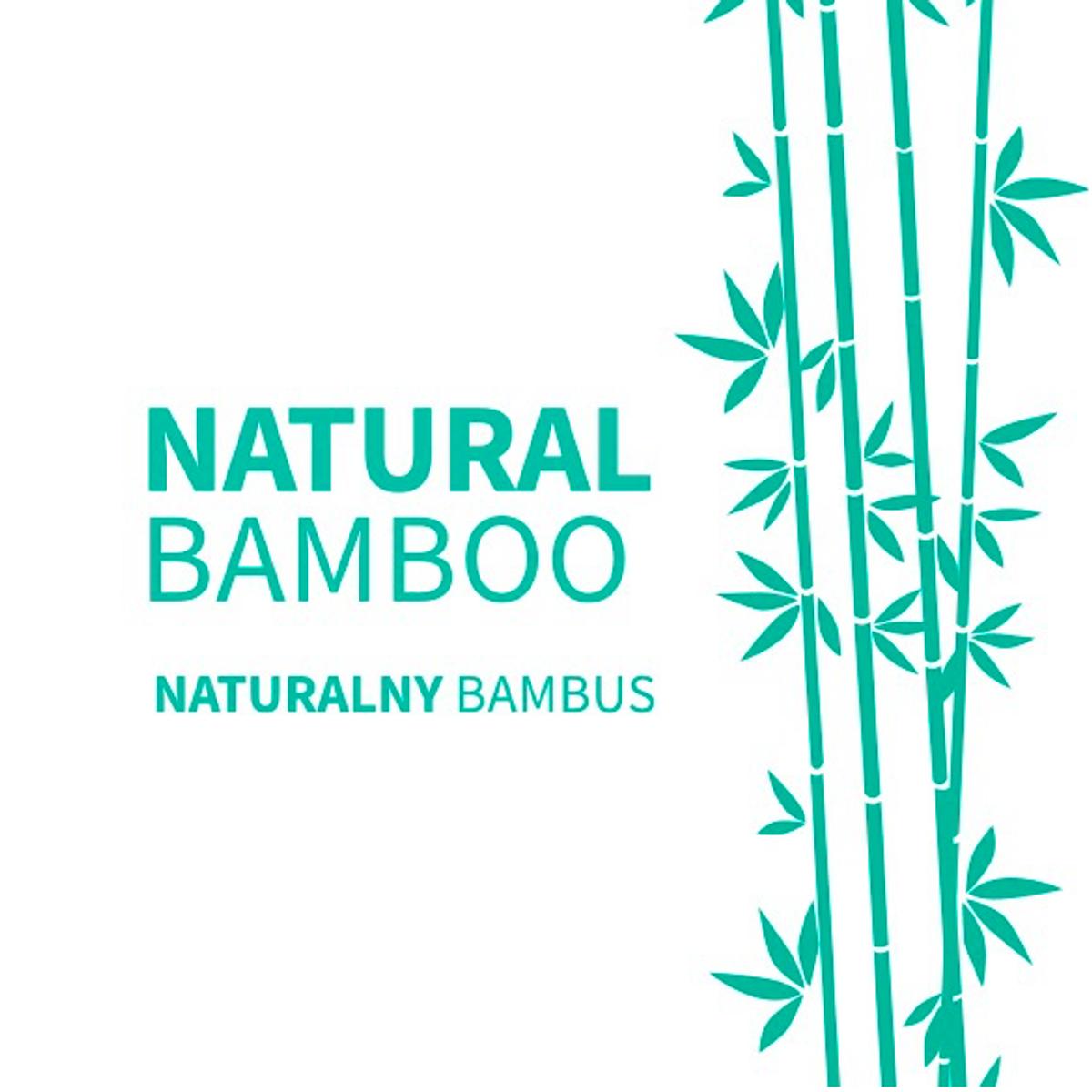 Babyono Helseteppe | Bambus | Grå
