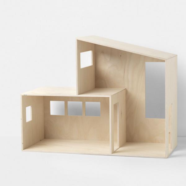 Bilde av Ferm Living Miniature Funkis House | Liten