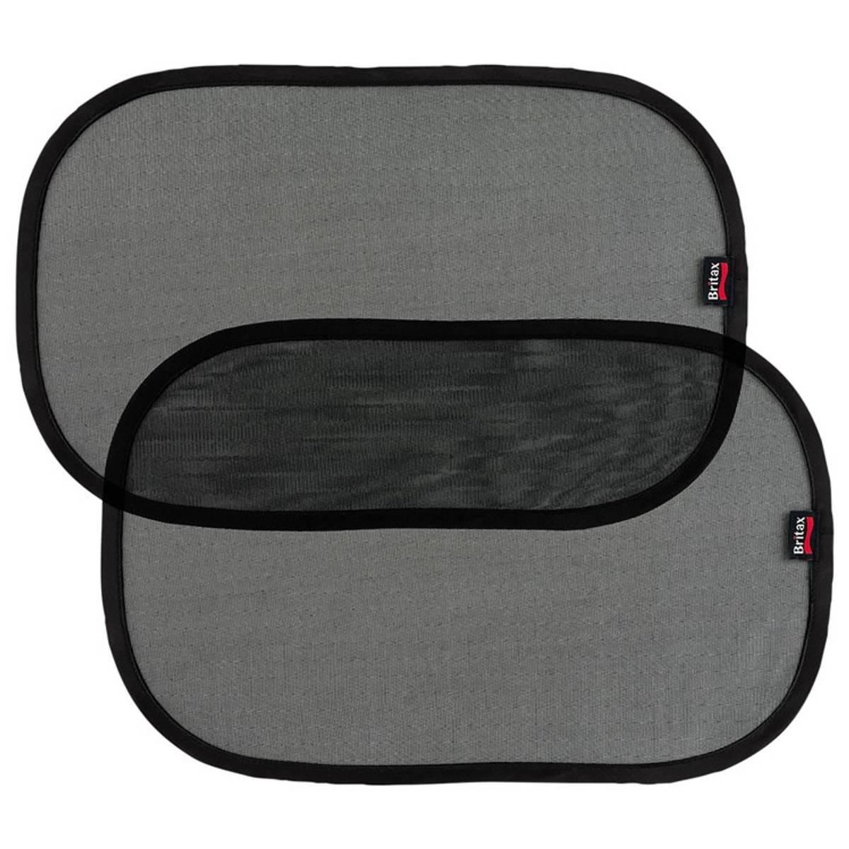 Britax Easy Cling Window Shade 2 pk.   Black