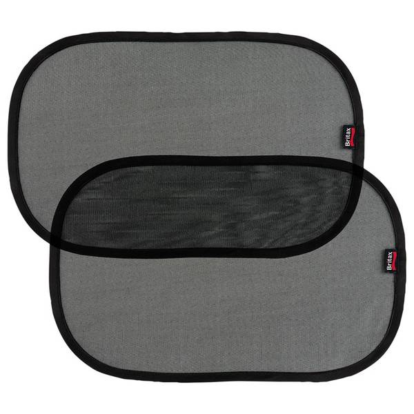 Bilde av Britax Easy Cling Window Shade 2 pk. | Black
