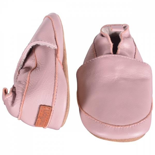 Bilde av Melton Skinn tøffel | Loafer | alt rosa