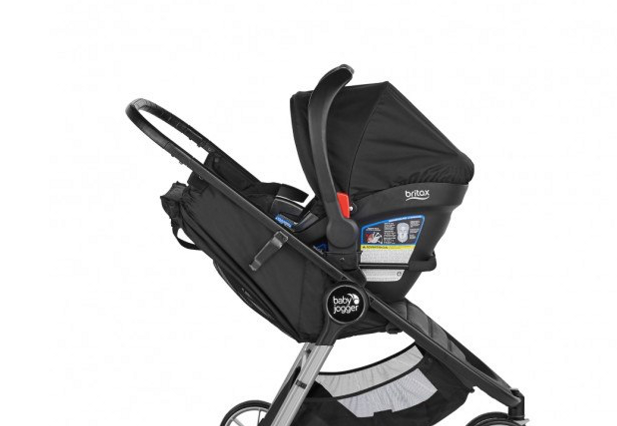 Babyjogger Bilstoladapter Britax City Elite 2 mini/ GT2
