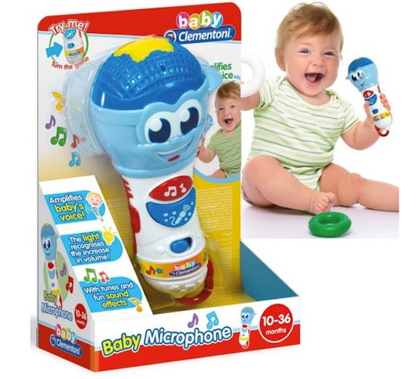 Bilde av Baby Mikrofon