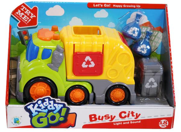 Bilde av Kiddy | Baby Søppelbil