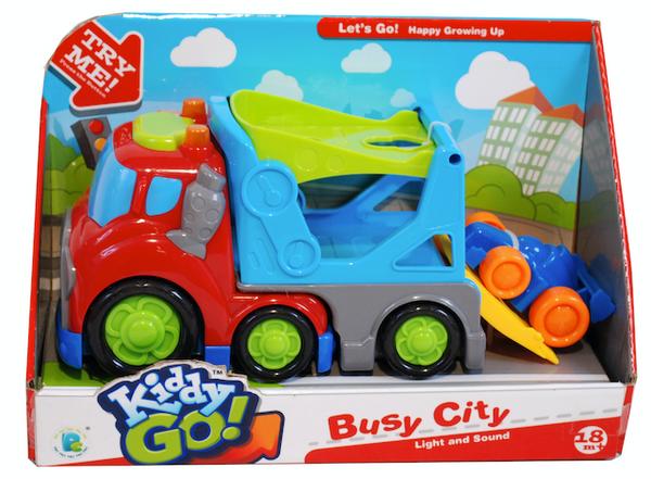 Bilde av Kiddy | Billaster Med Racerbil