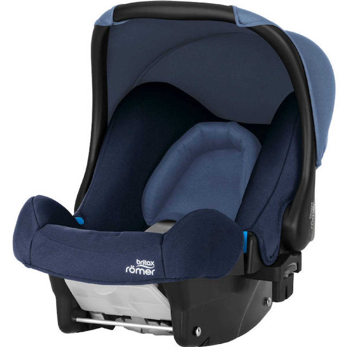 Britax Baby-Safe Bilstol + Isofix Base   Moonlight Blue