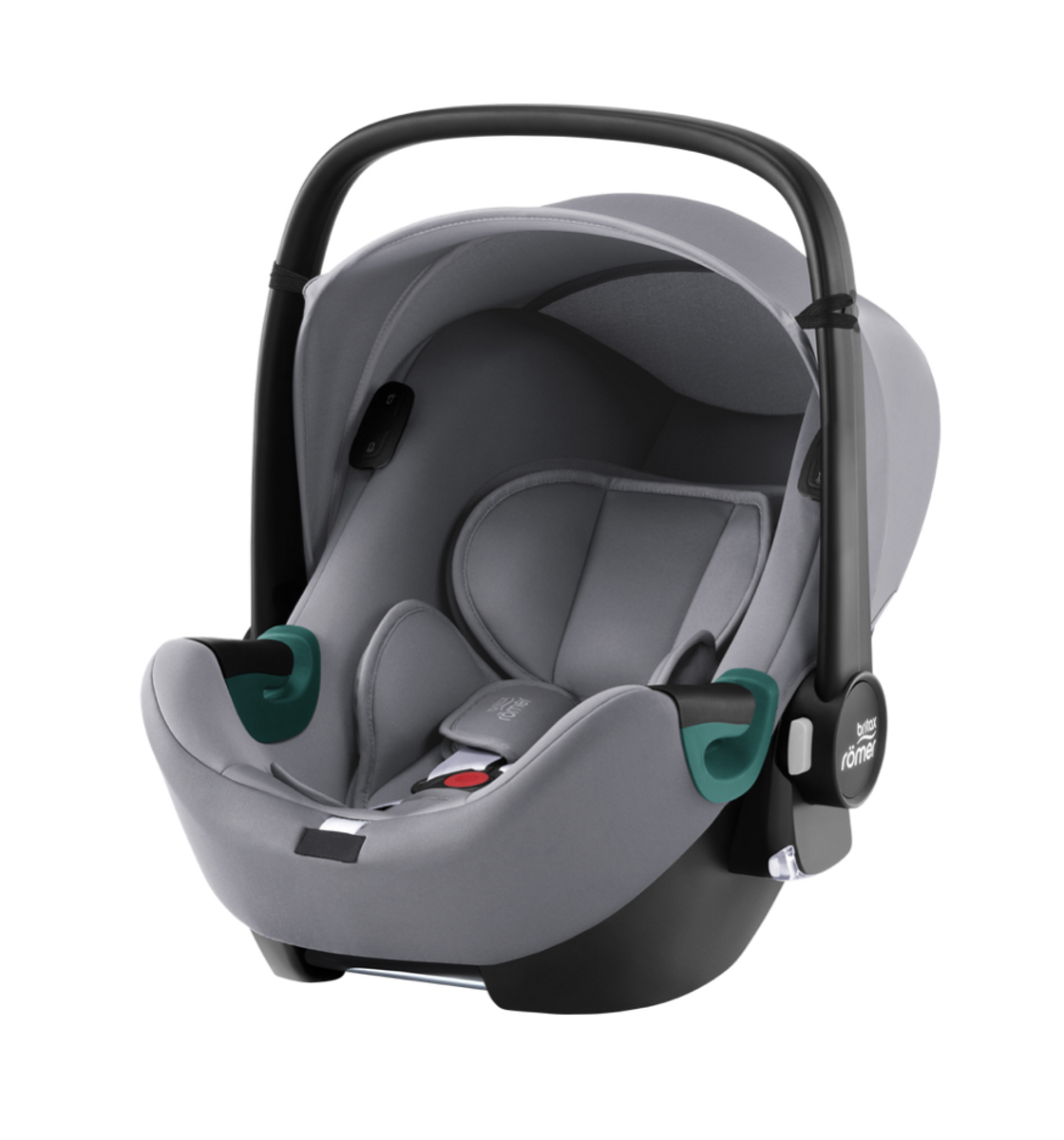 Britax Baby-Safe iSense   Frost Grey