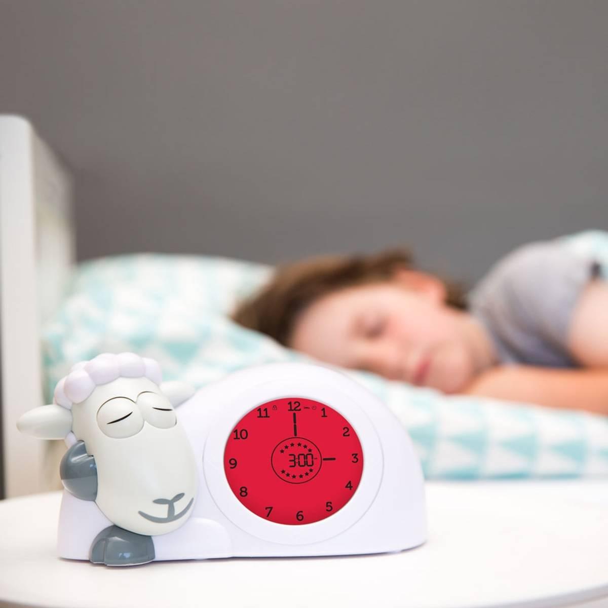 ZAZU | SAM Søvntrener/klokke | Grå