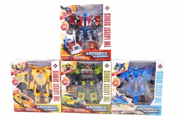 Bilde av Armored Warriors   20cm   Assorterte typer
