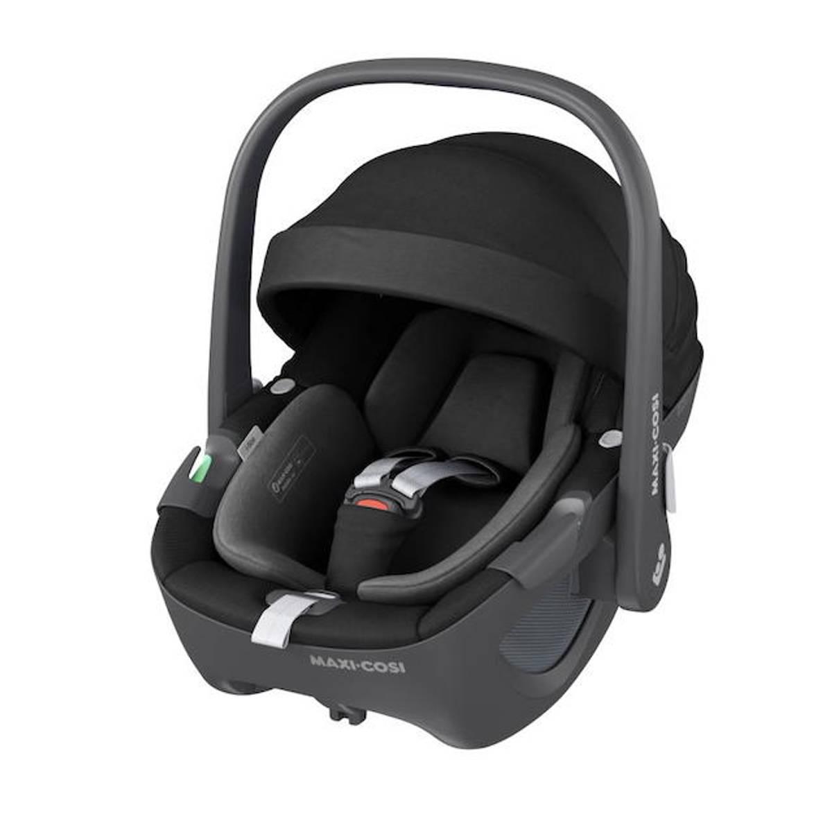 Maxi-Cosi Pebble 360 Essential Black